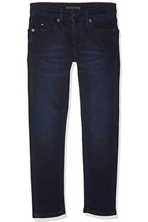 Tommy Hilfiger Boy's Scanton Slim Slmbst Jeans, (SLIGA MID Stretch 911)