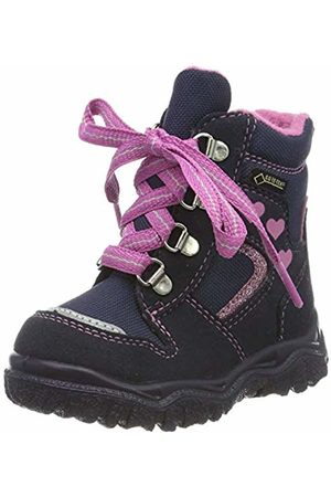 Superfit Girls' Husky1 Snow Boots, (( /Rosa 80)
