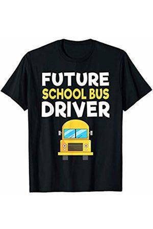 That's Life Brand Future School Bus Driver T Shirt