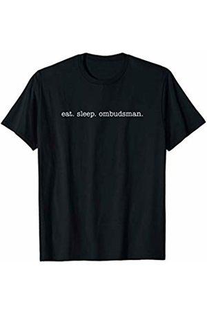 Eat Sleep Swag Eat Sleep Ombudsman T-Shirt