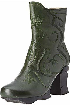 LAURA VITA Women's Arcmanceo 151 Ankle Boots, Kaki