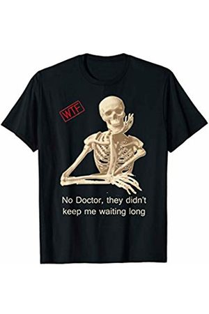 Buy Cool Shirts Funny Doctor's Office Visit T-Shirt