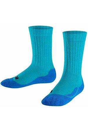 Falke Boy's Active Warm Calf Socks Turquoise (Arctic 7300) 27-30