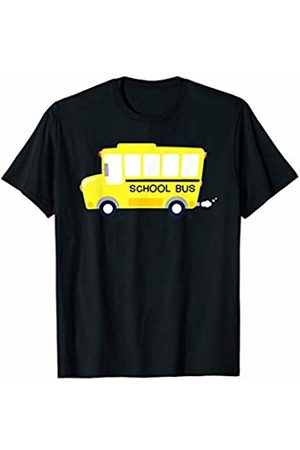 Back To School Apparel by BUBL TEES School Bus Driver Back to School Shirt T-Shirt
