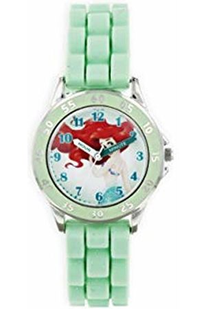 Disney Unisex Child Analogue Classic Quartz Watch with Rubber Strap PN9007