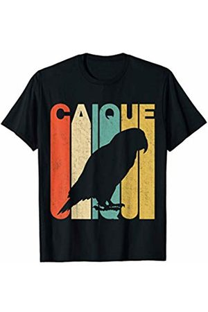 Classic Vintage Retro T-Shirts Vintage Retro Caique Silhouette T-Shirt