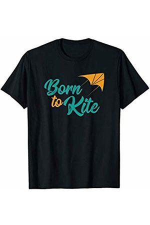 Flying Kite Designs Women T-shirts - Flying Kite Inspired Design for Kite Running Lovers T-Shirt