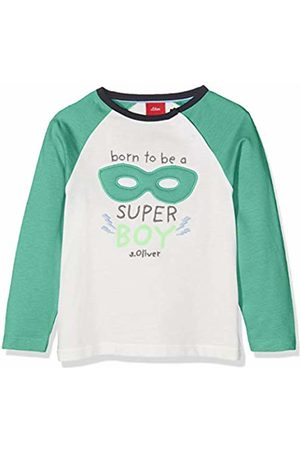 s.Oliver Baby Boys' 65.908.31.8649 Long Sleeve Top, 7236