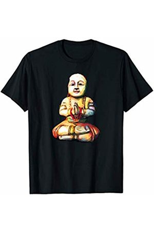 Buy Cool Shirts Painted Buddha Meditation T-Shirt