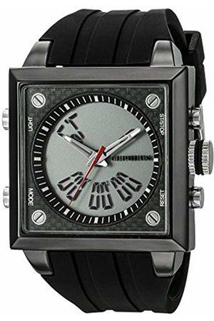 CEPHEUS Men's Quartz Watch CP900-622A CP900-622A with Rubber Strap
