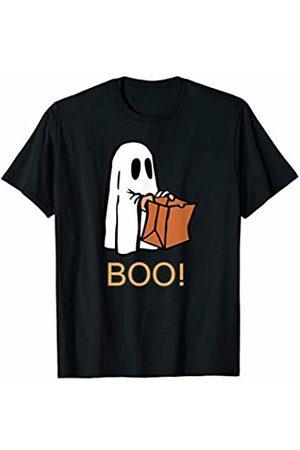 Buy Cool Shirts Boo Halloween Ghost T-Shirt