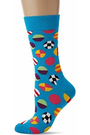 Happy Socks Women's Clashing Dot Sock 670)