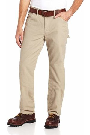 Dickies Mens Relaxed Fit Straight-Leg Duck Carpenter Jean Jeans