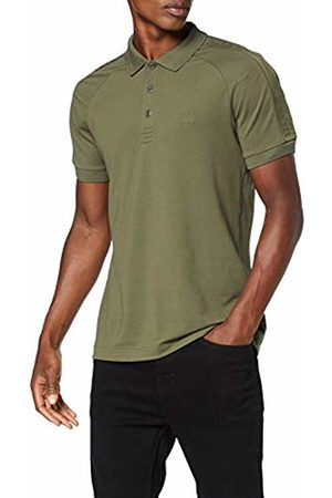 HUGO BOSS Men's Paule 2 Polo Shirt, Dark