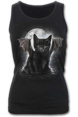 Spiral Direct Women's Bat Cat - Razor Back Top Vest 001