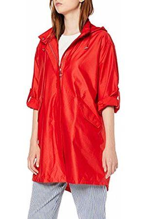 Koton Women's Regenjacke Mit Abnehmbarer Kapuze Waterproof Jacket