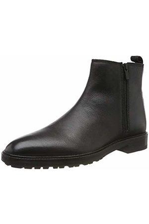 HUGO BOSS Men's Bohemian_zipb_grbl Classic Boots, 001