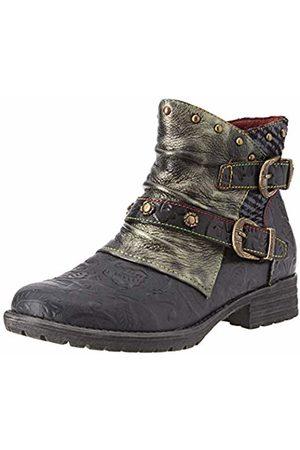 LAURA VITA Women's Gacmayo 01 Ankle Boots, (Noir)