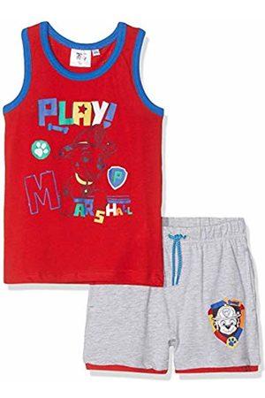 Nickelodeon Boy's Paw Patrol Clothing Set, ( Amarante)