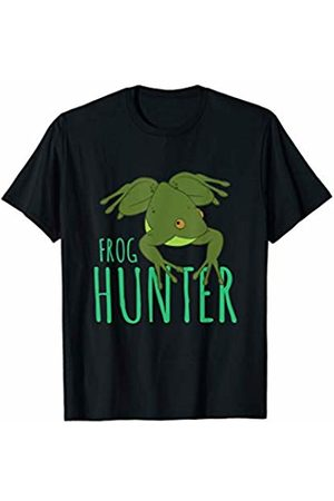 Funny Frog Awesome Gift Designs Women T-shirts - Frog Lover - Frog Hunter Gift Design T-Shirt