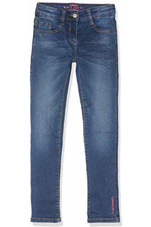 s.Oliver Girl's 53.908.71 1/350 Trouser, ( Denim Stretch 57z1)