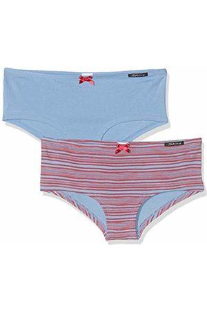 Skiny Sporty Stripes Girls Panty 2er Pack (rosestripe Selection 2192)