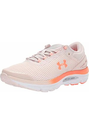 Under Armour Women's Charged Intake 3 Competition Running Shoes, Apex / /Peach Plasma 800