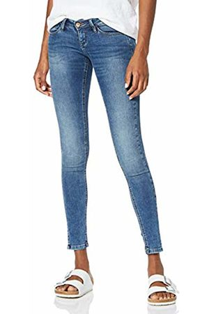 ONLY NOS Women Skinny - Women's Onlcoral Superlow Sk JNS Bb Crya041 Noos Skinny Jeans, Dark Denim