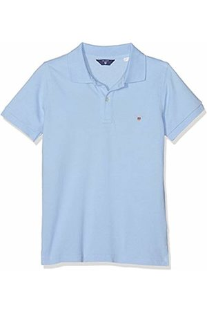 GANT Boy's D1. The Original Pique Polo Shirt, (Capri )