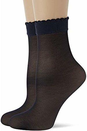 Levante Women's Steps Salvapiede 2 Paia Ankle Socks