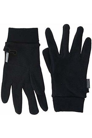 Sterntaler Boy's Fingerhandschuh Gloves, (Schwarz 590)