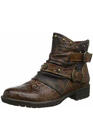 LAURA VITA Women's Gacmayo 01 Ankle Boots, Marron