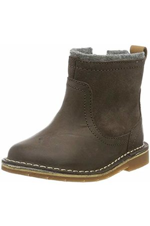 Clarks Girls' Comet Frost T Chelsea Boots, Leather