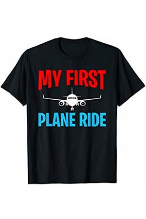 That's Life Brand MY FIRST PLANE RIDE T SHIRT