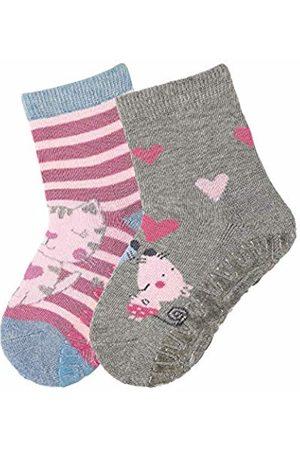 Sterntaler Baby Girls' Fli Air Dp Casual Socks
