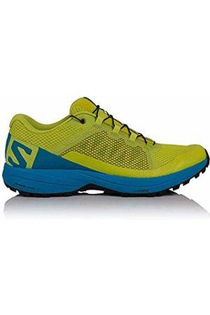 Salomon Men's Xa Elevate Trail Running Shoes, (Acid Lime/Hawaiian Surf/ 000)