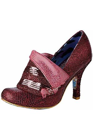 Irregular Choice Women's Flick Flack Closed Toe Heels, Df