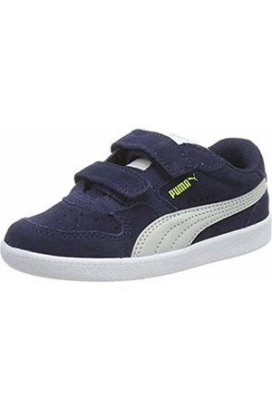 Puma Unisex Kid's Icra Trainer SD V Inf, (Peacoat-Gray Violet-Nrgy 28)