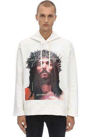Ih Nom Uh Nit Jesus Printed Jersey Sweatshirt Hoodie