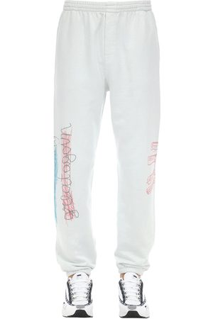KLSH - KIDS LOVE STAIN HANDS Printed Cotton Sweatpants