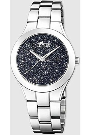 Lotus Women Watches - Womens Analogue Quartz Watch with Stainless Steel Strap 18656/4