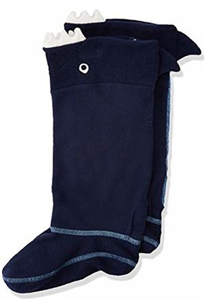 Joules Boy's Smile Socks, Navy Shark