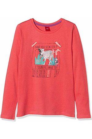 s.Oliver Girl's 53.908.31.8766 T-Shirt, ( 4515)