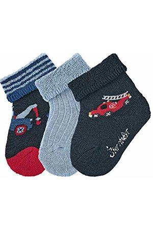 Sterntaler Boys' Baby-söckchen 3er-Pack Casual Socks