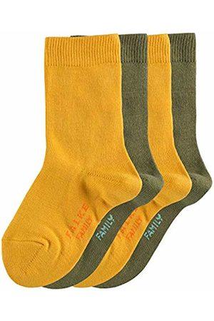 Falke Boy's 4er Set Family Calf Socks