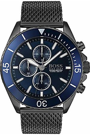 HUGO BOSS Men Watches - Mens Chronograph Quartz Watch with Stainless Steel Strap 1513702