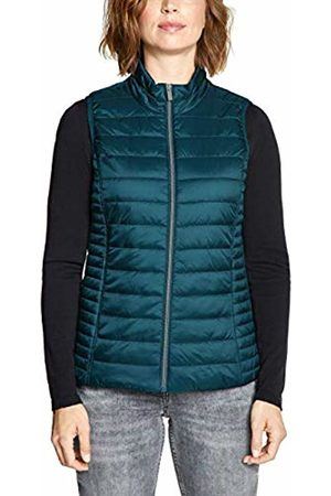 Cecil Women's 220081 Outdoor Gilet, (Deep Atlantic 11750)