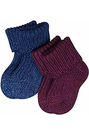 Falke 2er Set Baby Glitter Calf Socks