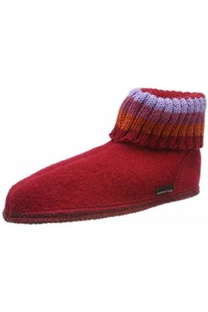 Haflinger Unisex Adults' Hüttenschuh Paul Hi-Top Slippers