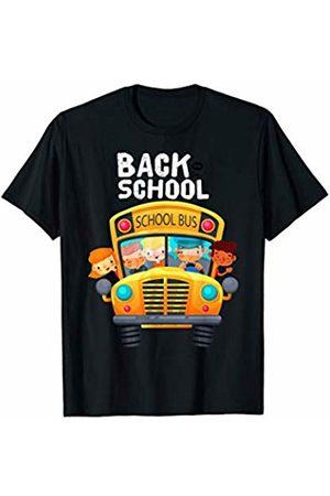 Bahaa's Tee T-shirts - Welcome Back To School Shirt, I Love My School